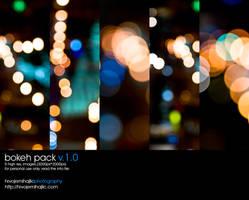 Bokeh pack v.1.0