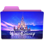 Walt Disney Productions Icon Folder by QuaffleEye