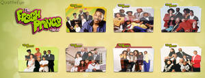 The Fresh Prince of Bel-Air Icon Folder Pack