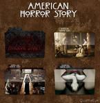 American Horror Story Icon Folder Pack