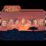 A Casa das Sete Mulheres Icon Folder