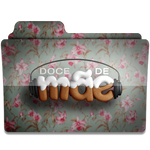Doce de Mae Icon Folder