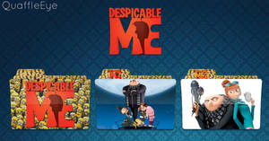 Despicable Me Icon Folder Pack