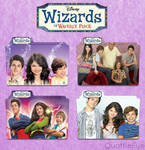 Wizards of Waverly Place Icon Folder Pack