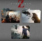 World War Z Icon Folder Pack