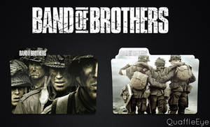 Band of Brothers Icon Folder Pack