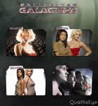 Battlestar Galactica 2003 Icon Folder