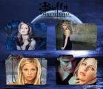 Buffy the Vampire Slayer Icon Folder Pack