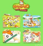 Hamtaro Icon Folder Pack