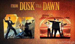 From Dusk Till Dawn Icon Folder Pack