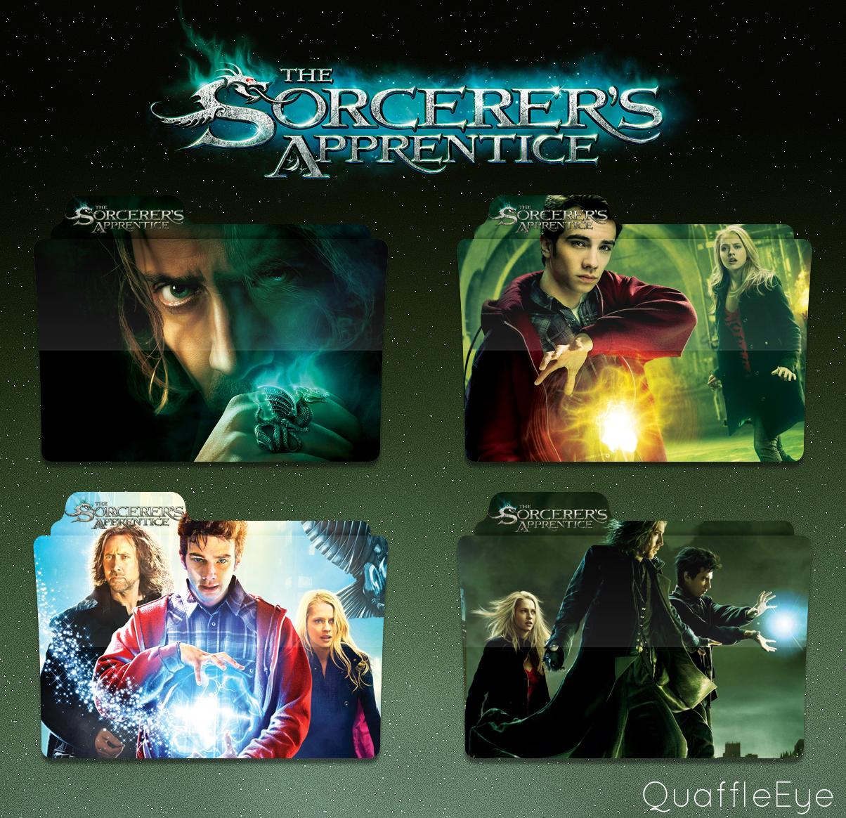 The Sorcerer S Apprentice Icon Folder Pack By Quaffleeye On Deviantart