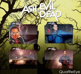 Ash vs. Evil Dead Icon Folder Pack