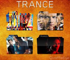 Trance Custom Folder Pack