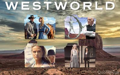 Westworld Icon Folder Pack