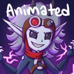 Dark Jak ~Animated~ by KobaltKM