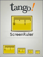 ScreenRuler Tango Icon by Jaanos