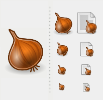 Perl Onion Tango Icon by Jaanos