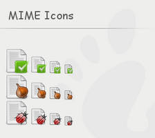 Tango MIME Icons for Gnome by Jaanos