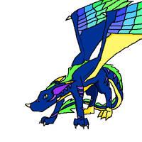 Prysmatic Dragon by Talec