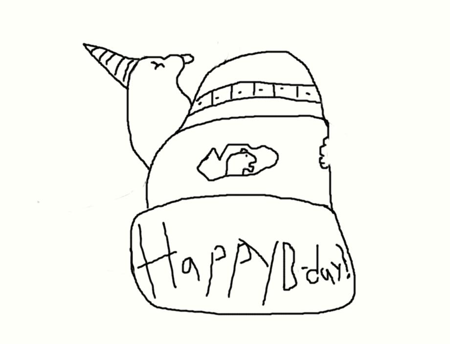 Happy b-day HirisElevis!!! by DoctorWhoDatGirl