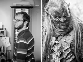 Evolution of a costume: Ashuk Ash'naur