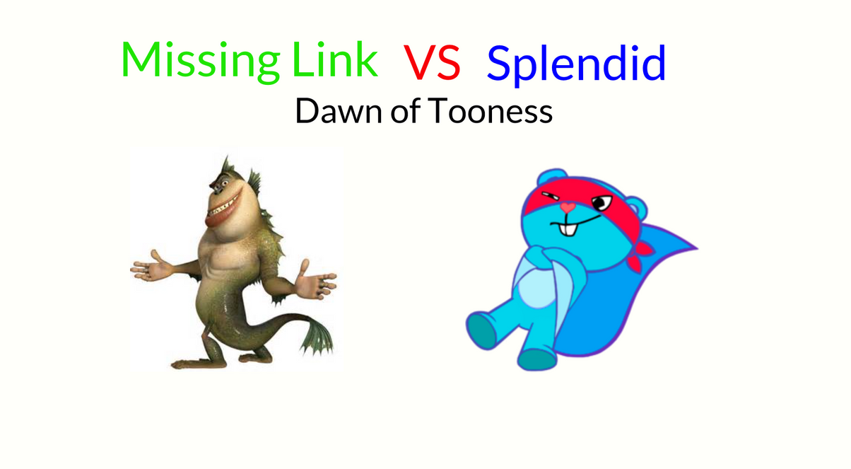 Missing Link vs Splendid: Dawn of Tooness by ZootopiaFan1