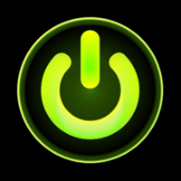 Power button by martina123