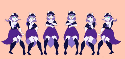 Hex Dance Animation by Laylabelle97