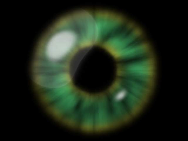 another eye with gimp by panzi