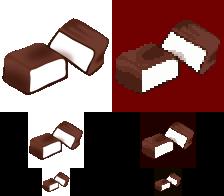 Loser Candy Vanilla by panzi