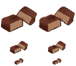 Loser Candy Chocolate by panzi
