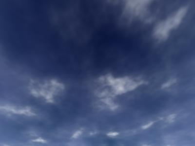 animated clouds by panzi