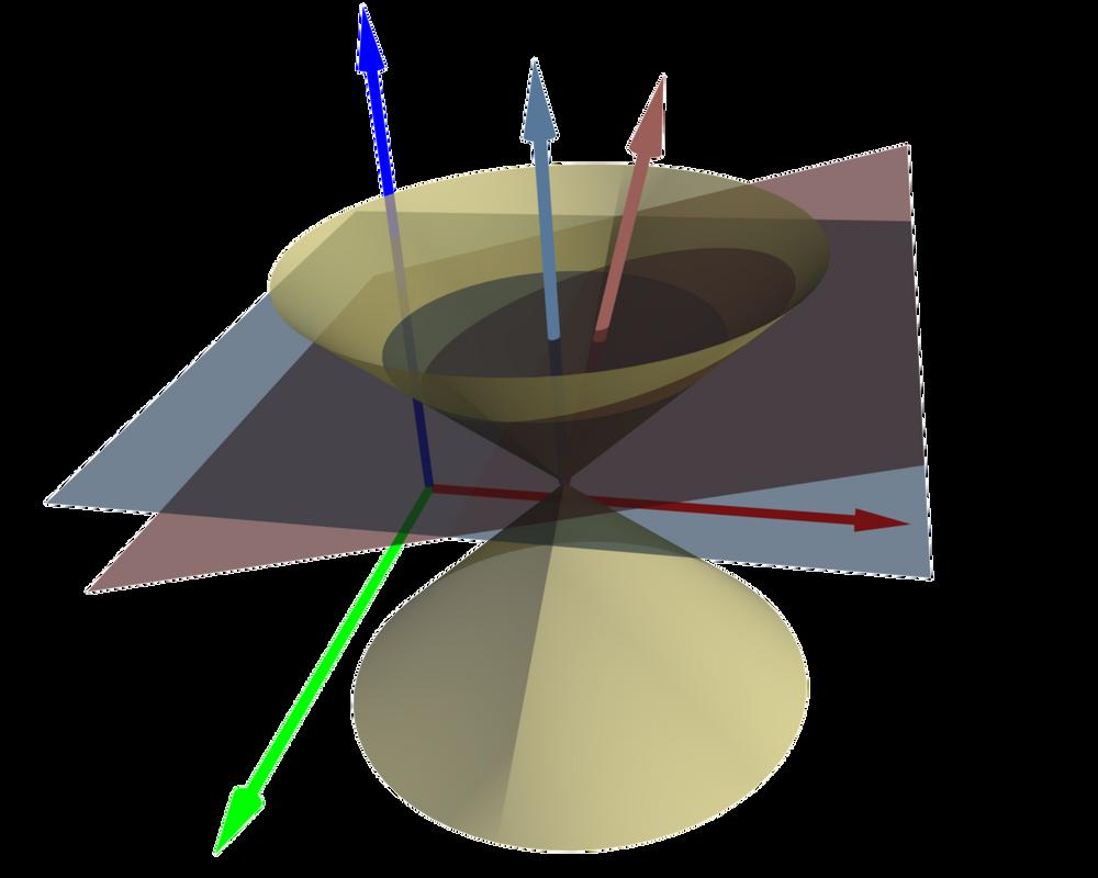 Light Cone by panzi