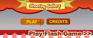 Shooting Gallery by foxumon