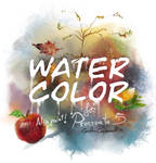 Watercolor and Paint brushset for Procreate 5