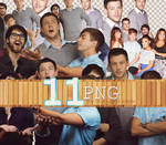 GLEE and Cory Monteith Png Pack-totaly11png