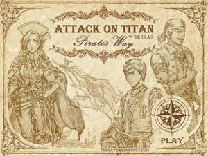 Attack on Titan - Pirate's Way