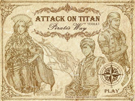 Attack on Titan - Pirate's Way - Letter II by Terra7