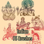 Indian PS Brushes