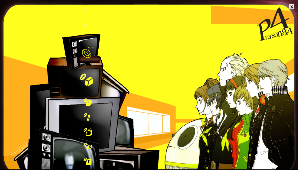 DarKaoZ - Persona 4 PS3 Theme by darkaoz on DeviantArt