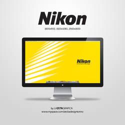 Wallpaper Nikon