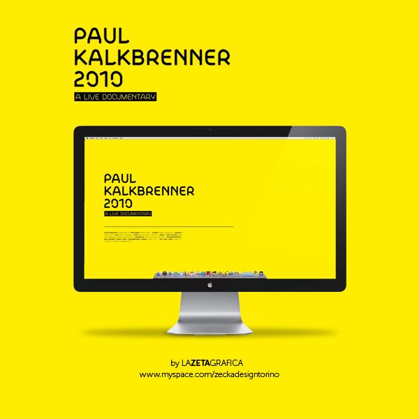 Paul Kalkbrenner Wallpaper by redsoul90