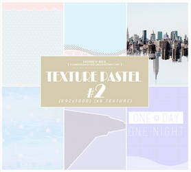 TEXTURE PACK #02 (PASTEL) by Honey Bee