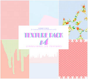 TEXTURE PACK #04 (PASTEL) by Honey Bee