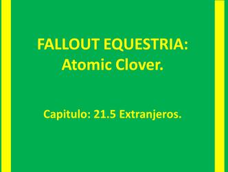 Atomic Clover 21.5