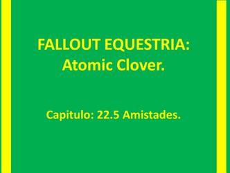 Atomic Clover 22.5