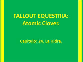 ATOMIC CLOVER Capitulo 24