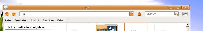Ubuntu Human Toolbar by MaxFragg