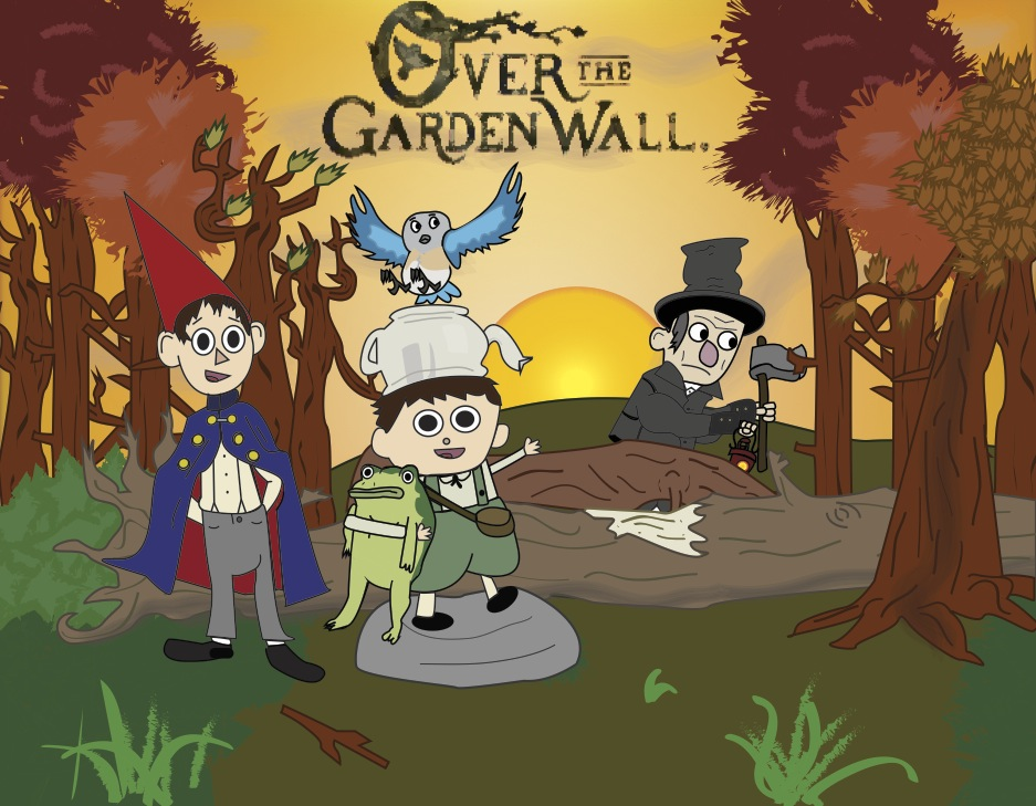 Over The Garden Wall By Maireadmalesco On Deviantart