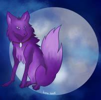 Redraw of Luna Wolf